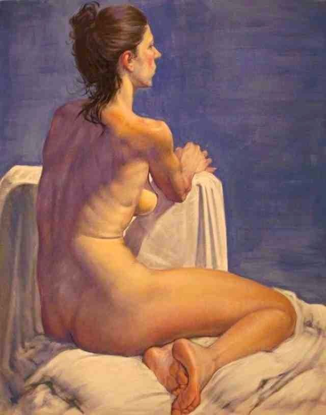 Испанский художник. Alons Artero Dieguez