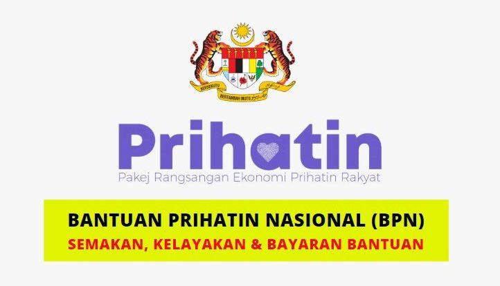 √ Semakan status penerimaan bantuan Prihatin Nasional (BPN ...