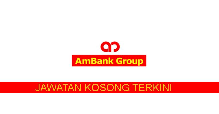 Kekosongan terkini di AmBank Group
