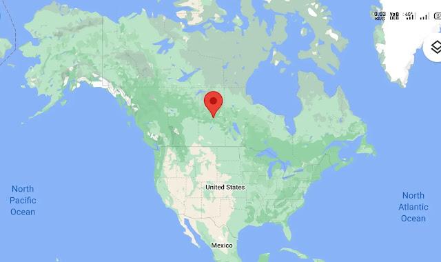उत्तरी अमेरिका महाद्वीप - North america in hindi