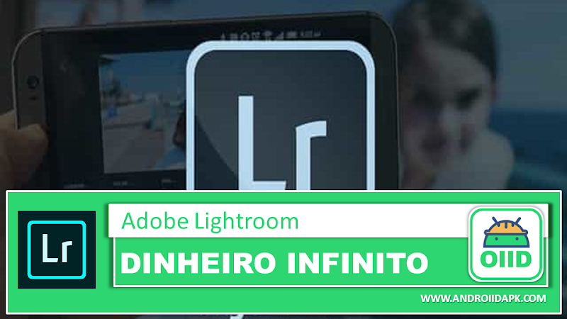 Adobe Lightroom - Editor de fotos RECURSOS PREMIUM