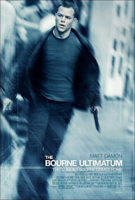 The Bourne Ultimatum [2007] [DVD R1] [Latino]
