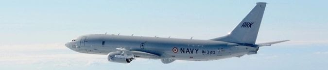 Indian Navy's New P-8I Aircraft Will Get 30% Indigenous Equipment
