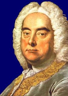 George Frideric Handel (1685-1759)