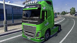 Bring skin for Volvo 2012