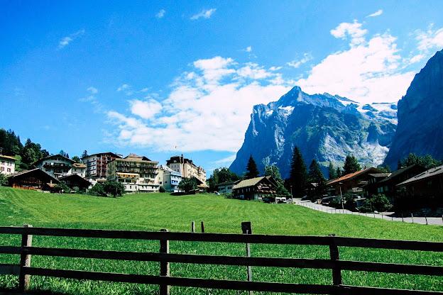 Grindelwald, Švýcarsko