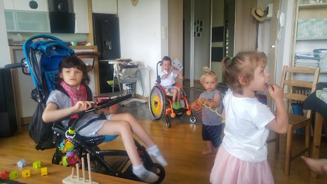 Błażej Kwiecień urodziny niepełnosprawni