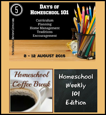 Homeschool Weekly - Homeschool 101 Edition on Homeschool Coffee Break @ kympossibleblog.blogspot.com