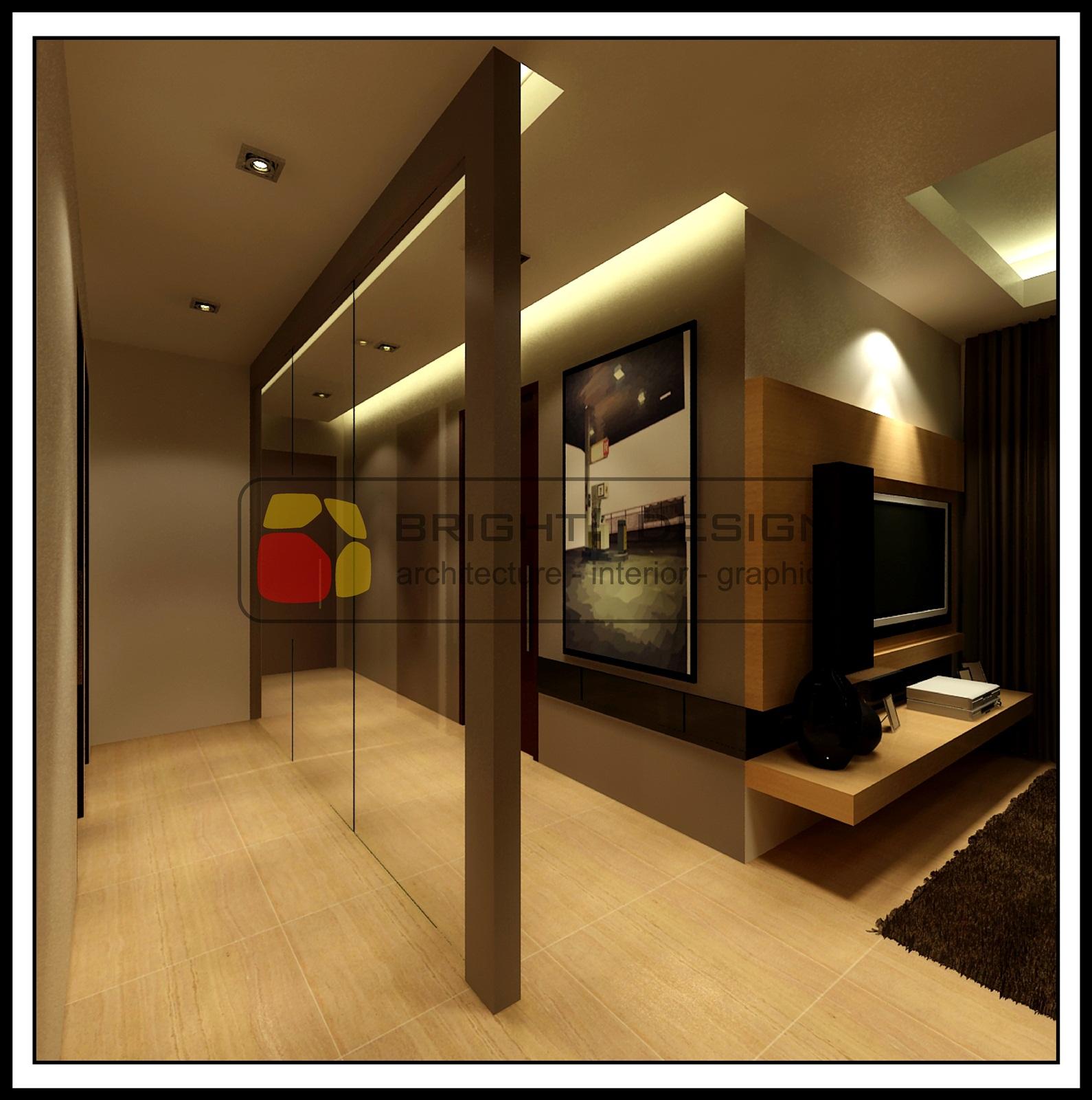 Apartment Unit: Apartment Unit @ Sudirman Park Apartment, Jakarta