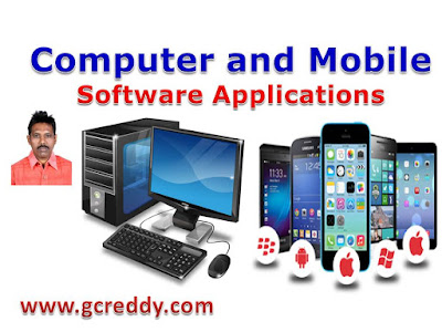 Computer and Mobile Software