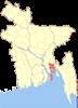 Noakhali Map