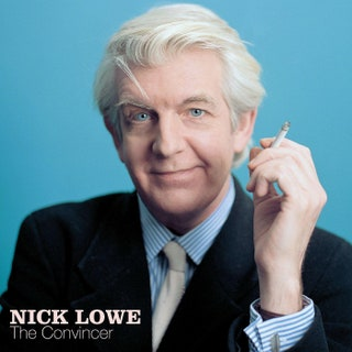Nick Lowe - The Convincer (20th Anniversary Reissue) Music Album Reviews