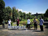 Candi Borobudur Siap Buka untuk Wisatawan