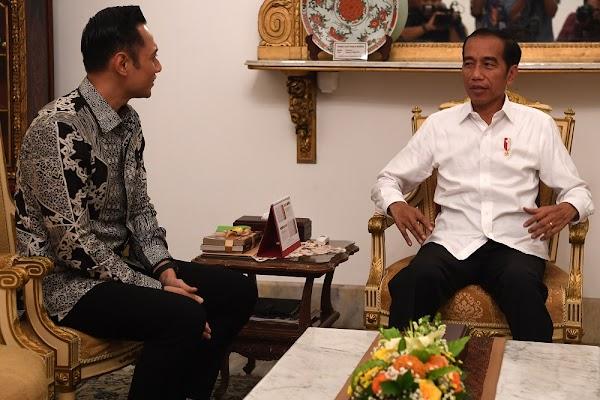 Jokowi Didesak Balas Surat AHY, Saiful Anam: Kalau Tidak Bisa Jadi Blunder Istana