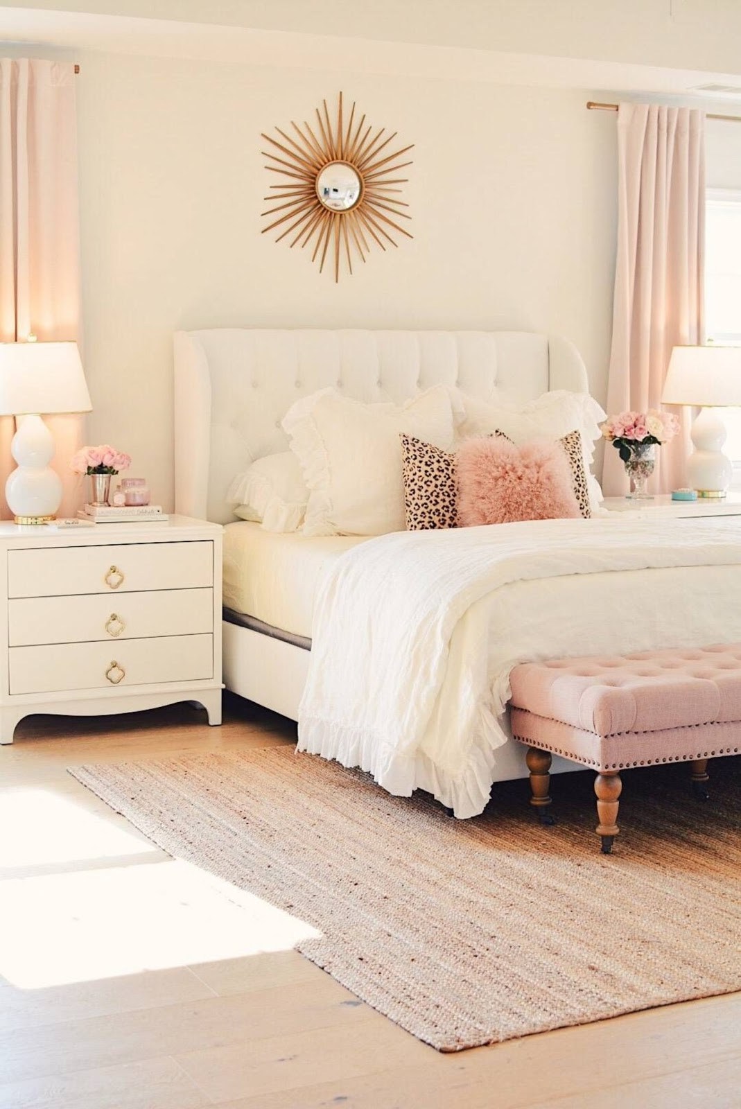 the perfect bed makeover