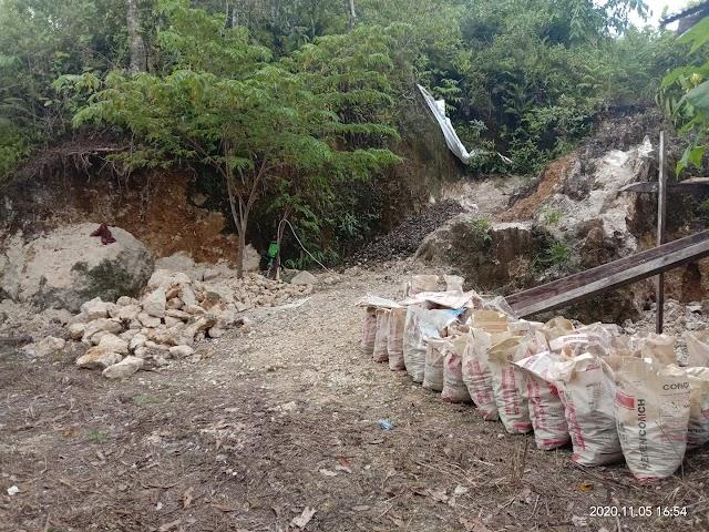 Order Batu Alamat Kampung Skendi Kabupaten Sorong Selatan