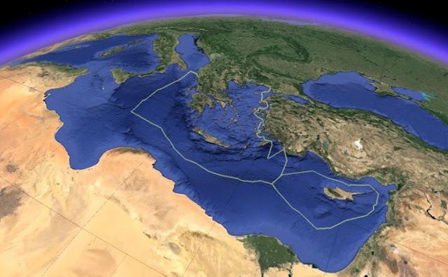 Η Κύπρος προχωρεί σε μονομερή οριοθέτηση της ΑΟΖ με την Τουρκία αλλά και με την Ελλάδα
