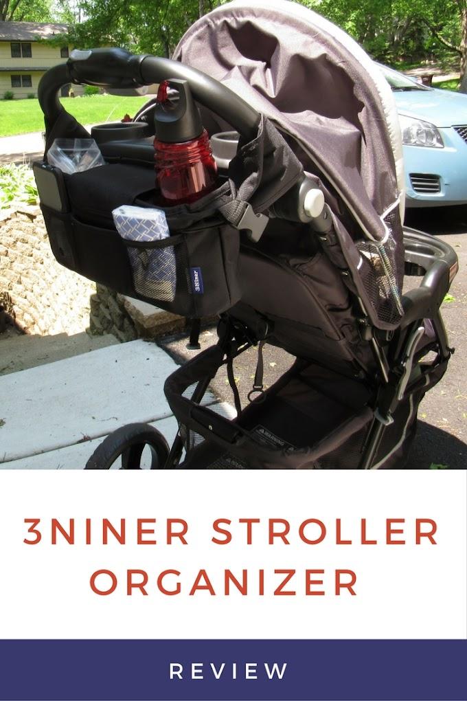 3Niner Stroller Organizer