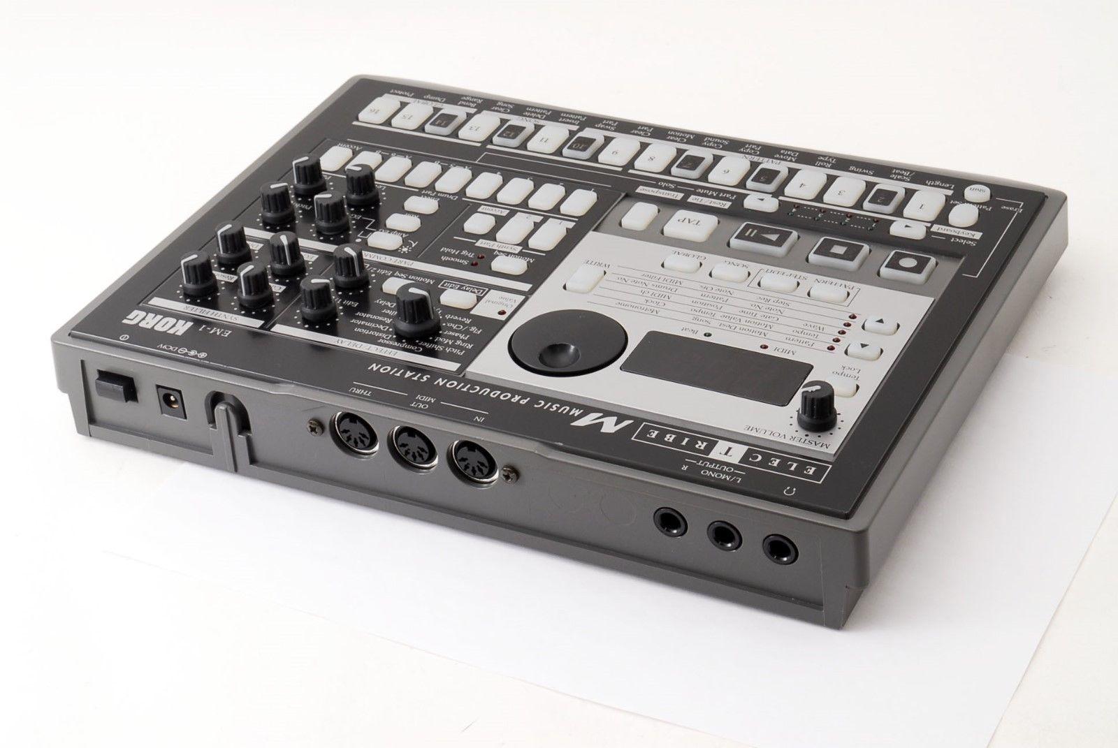 MATRIXSYNTH: Korg Electribe EM-1 Music Production Station SN