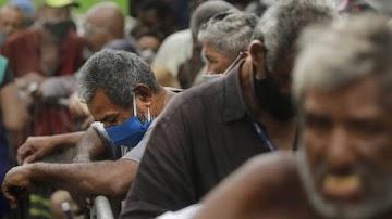 A pandemia de fome matando mais que a Covid, enquanto isso os líderes exigem vacinas em vez de alimentos