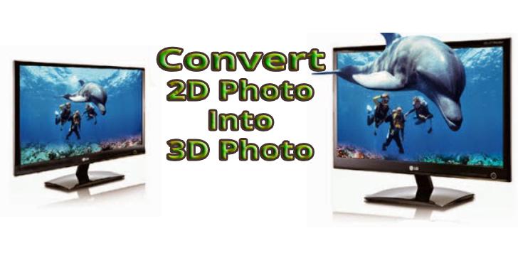 Now Convert 2D Photos Into 3D Using Facebook New AI Tool