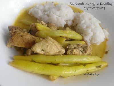 Indyjskie curry z kurczka