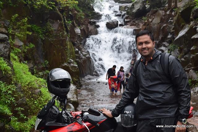 Monsoon Bike Ride to Varandha Ghat and Shivthar Ghal