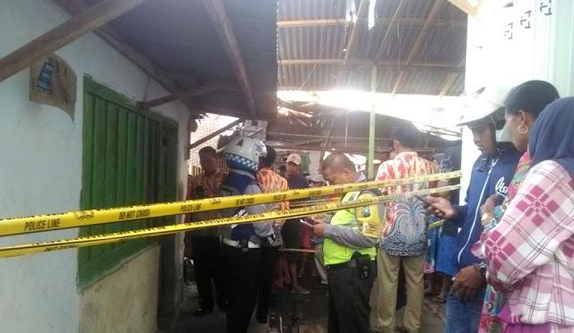 Yudi ditemukan tewas gantung diri di lapak miliknya di Pasar Yosowilangun