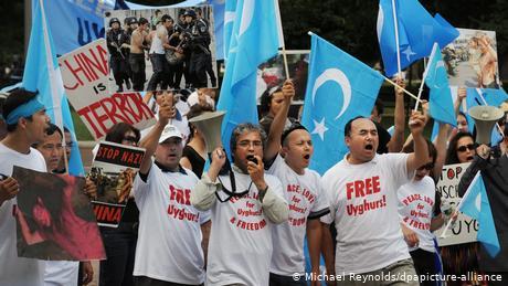 Κυρώσεις της ΕΕ στο Πεκίνο για τους Ουιγούρους