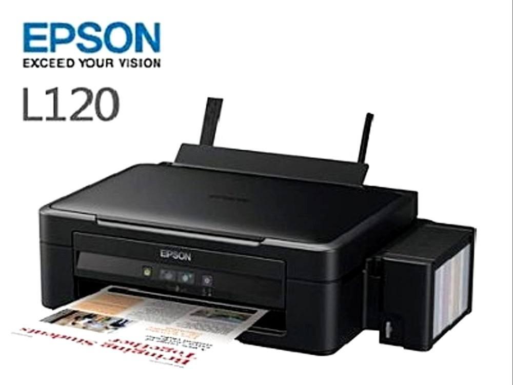 Free Download Epson L120 Printer Driver for All Windows Version
