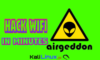 Airgeddon Kali Linux 2021 hack wifi