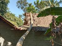 Angin Kencang  Di Sleman Tumbangkan Pohon Timpa  5 Rumah  dan Jaringan Listrik