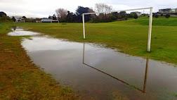 We've had a bit of rain
