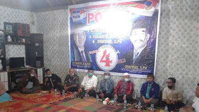 H. Ali Munar : Enam Kejorongan di Nagari Parik, Yulianto-Syafrial Bisa Menang Telak di Pilkada 2020