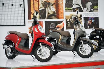 Honda Kembali Rilis All New Scoopy 2021 dengan Rangka dan Tampilan Baru ! Cek Spesifikasinya disini