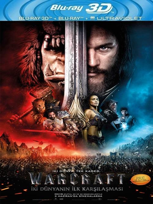 Warcraft: İki Dünyanın İlk Karşılaşması (2016) 3D Film indir