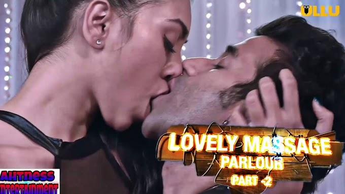 Simran Khan sexy scene - Lovely Massae Palour (2021) HD 720p
