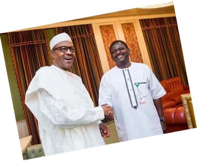 How Pres. Buhari gave me an envelope filled with foreign currency — Presidential aide, Femi Adesina