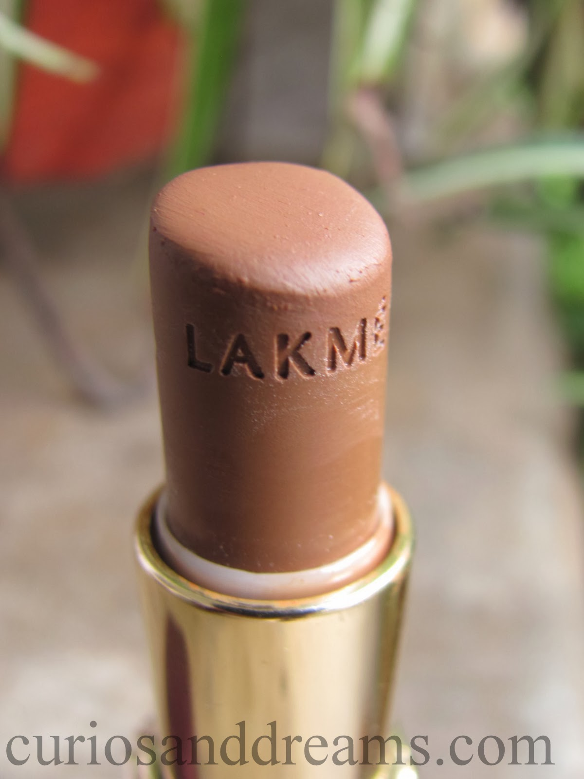 Lakme Enrich Satin Lipstick 531 Review