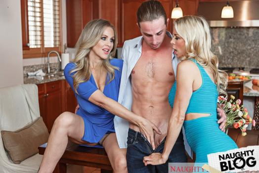 My Friend's Hot Mom – Alexis Fawx & Julia Ann