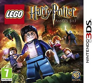 lego harry potter 3ds