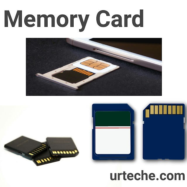 Memory Card - Complete information of memory card || urteche.com