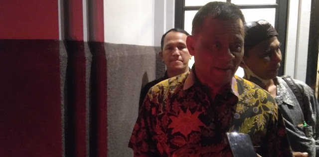 Prabowo Belum Buka Suara, Gatot: Tanya Sama Mereka, Saya Bukan Kader Partai