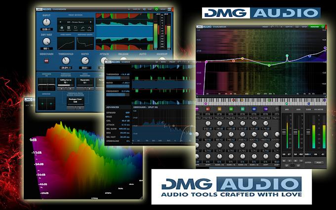 dmg audio all plugins bundle 2021