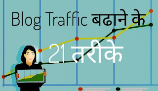 Blog ka traffic kaise badhaye