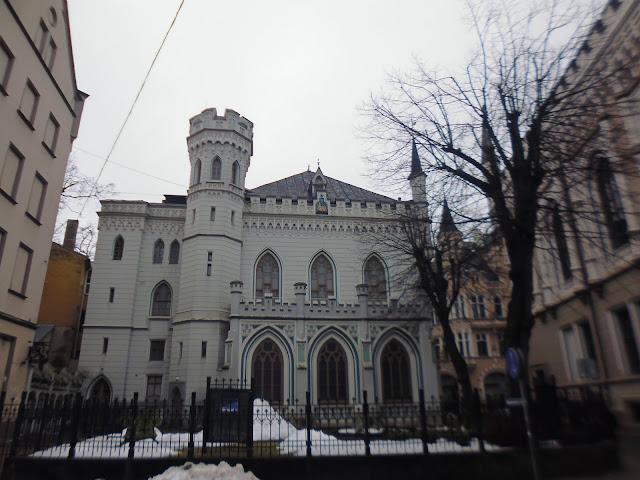 Edificio del Gran Gremio (Riga) (@mibaulviajero)