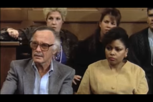 5 things YOU MUST know Stan Lee, The Trial of The Incredible Hulk (1989)