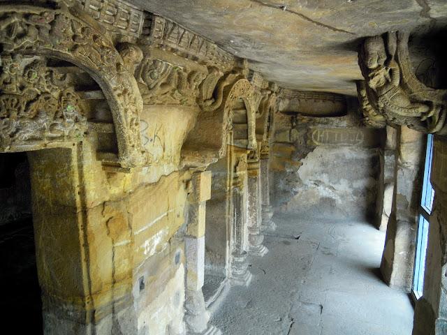 Khandagiri caves, Bhubaneshwar