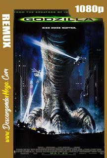Godzilla (1998) BDREMUX 1080p Latino-Ingles