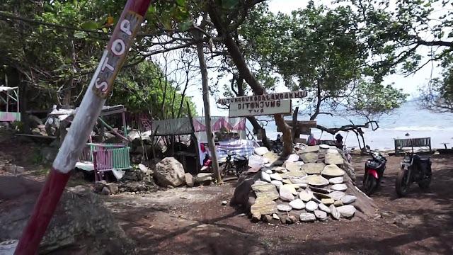 Pantai Tanjung Tuha Di Bakauheni Serius Mempercantik Diri Untuk Tarik Pengunjung